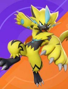 zeraora-pokemon-unite